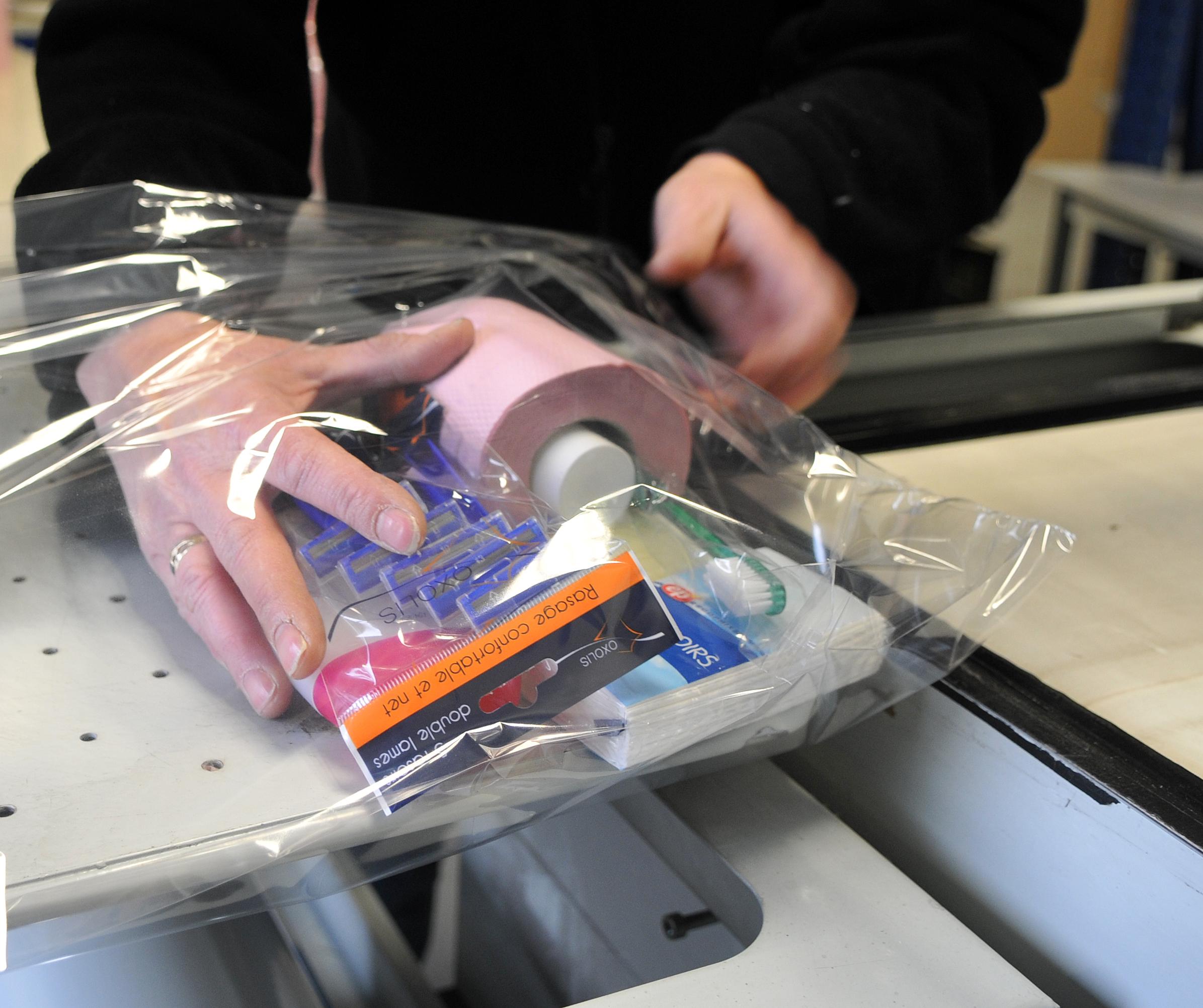 Kit - sur mesure - professionnel - grossiste - hygiène - consommation