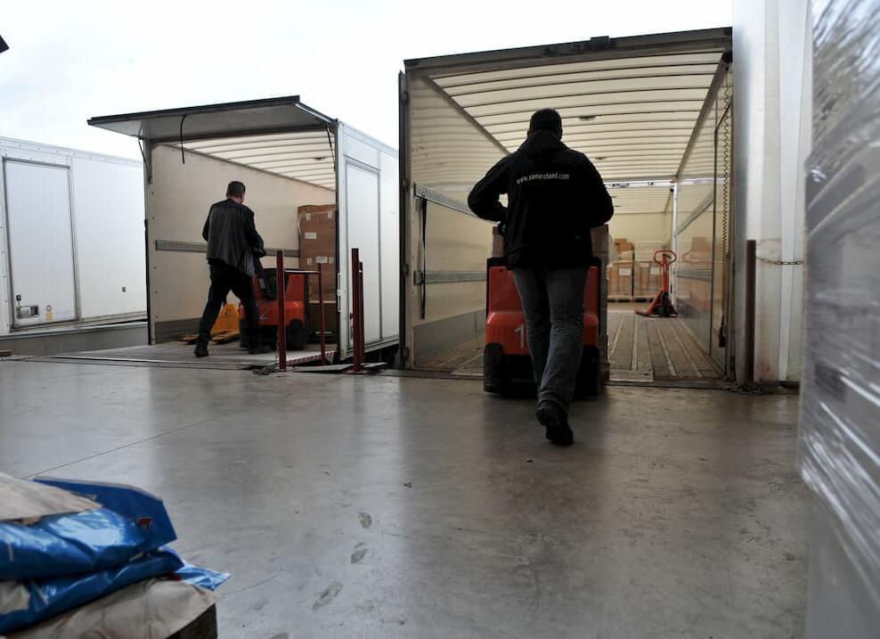 SAS Marchand grossiste, logistique, commande, stockage, livraison